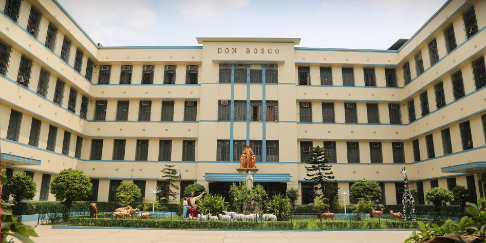 Don Bosco High School, Park Circus